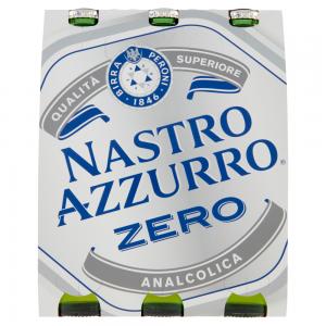Birra Moretti Zero Analcolica - 3 x 33 cl