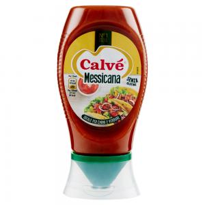 Salsa Messicana Piccante Top down Calvè - 250 g