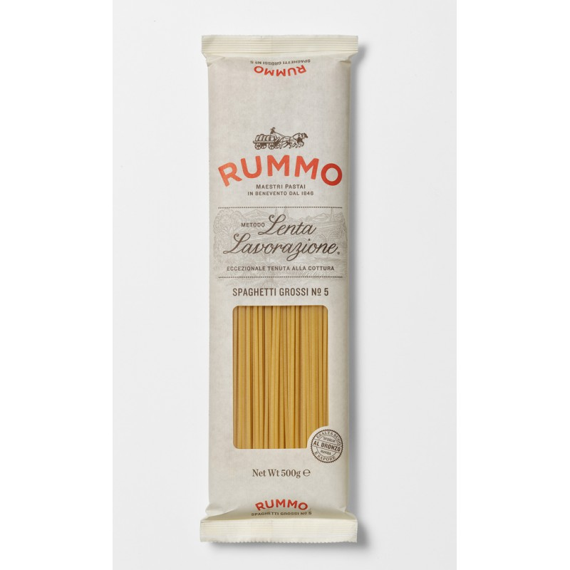 how to cook rummo pasta