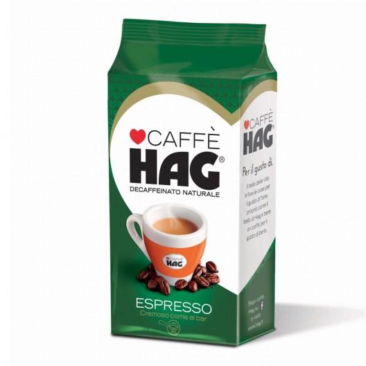 Caffè Espresso Decaffeinato Naturale Hag