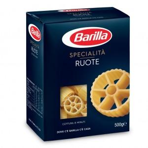 Pasta  Ruote - confezione da 500 g