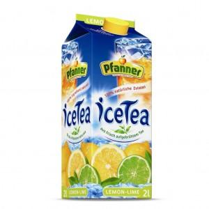 Tè Ice Tea Limone Pfanner - 2000 ml
