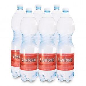 Acqua Minerale Frizzante Nestlé  Vera - 6 Bottiglie da  1,5 LT