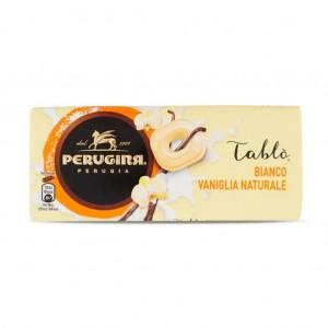 Tavoletta Cioccolato Bianco Vanigliato Tablò Perugina - 80 g