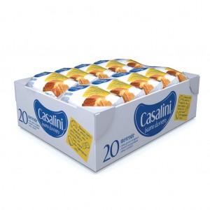 Cornetto alla Crema x20 Casalini - 1000 g