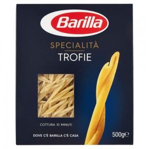 Pasta  Trofie  Liguri - confezione da 500 g