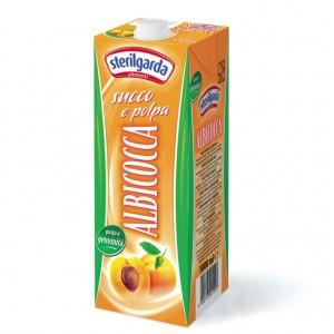 Succo  Albicocca  Sterilgarda - 1000 ml
