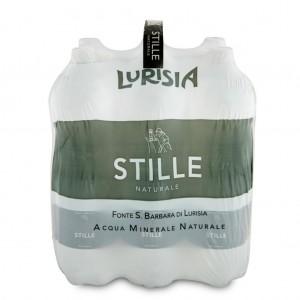 Acqua Minerale  Naturale  S. Bernardo - 6 Bottiglie da  1,5 LT