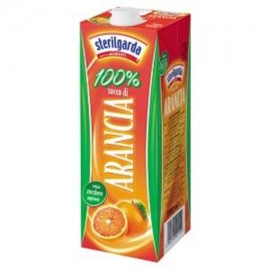 Succo  Arancia  Sterilgarda - 1000 ml