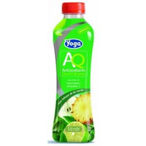 Succo  AQ  Verde  Yoga - 750 ml