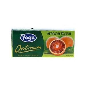 Succo  Optimum  Arancia Rossa  Yoga - 3 x 200 ml