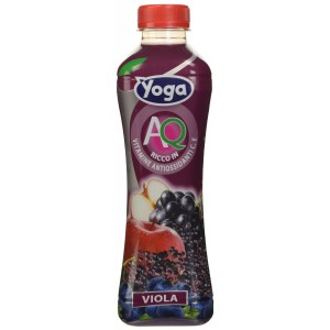 Succo  AQ  Viola  Yoga - 750 ml