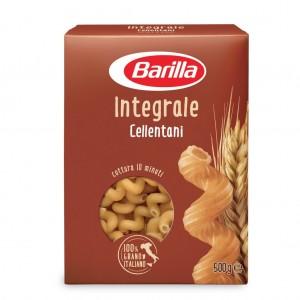 Pasta  Cellentani  Integrali - confezione da 500 g