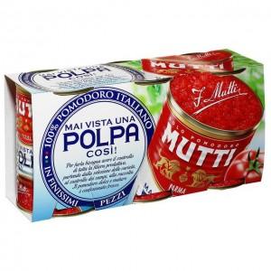 Polpa  Gran Cubetti  Valfrutta - 3 x 400 g