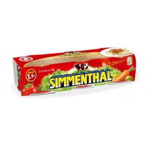 Carne  Simmenthal - 3 x 90 g