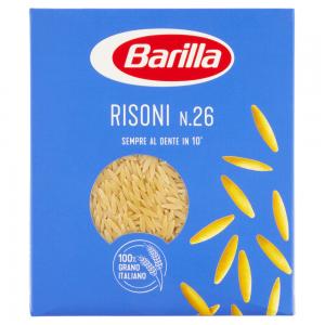 Pasta  Risoni - confezione da 500 g