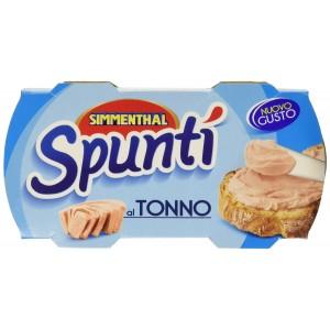 Spunti' Al Tonno Simmenthal - 2 x 84 g