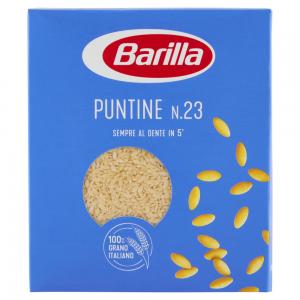 Pasta  Puntine - confezione da 500 g