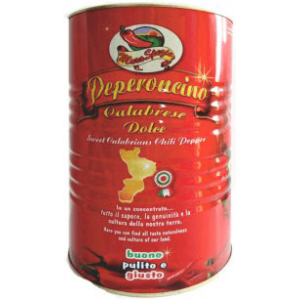 Aglio e Peperoncino Senza Sale Cannamela - 34 g