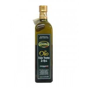 Olio Extra Vergine di Oliva Grillo - 12 bottiglie - 0,50l