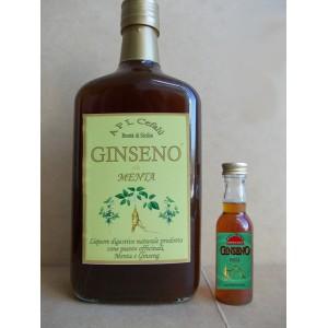 Ginseno alla Menta - 6 Bottiglie