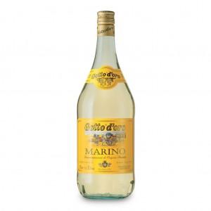 Vino Bianco Marino DOP Gusto Secco Gotto D'Oro - 1500 ml
